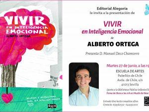 VIVIR en Inteligencia Emocional: próxima presentación en Sevilla
