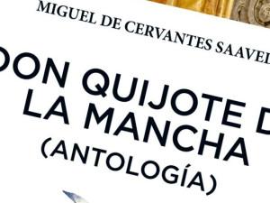 Publicamos Don Quijote de la Mancha (antología)